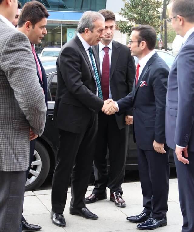 Bakanımız Sn. M. Mehdi EKER'den Anlamlı Ziyaret…