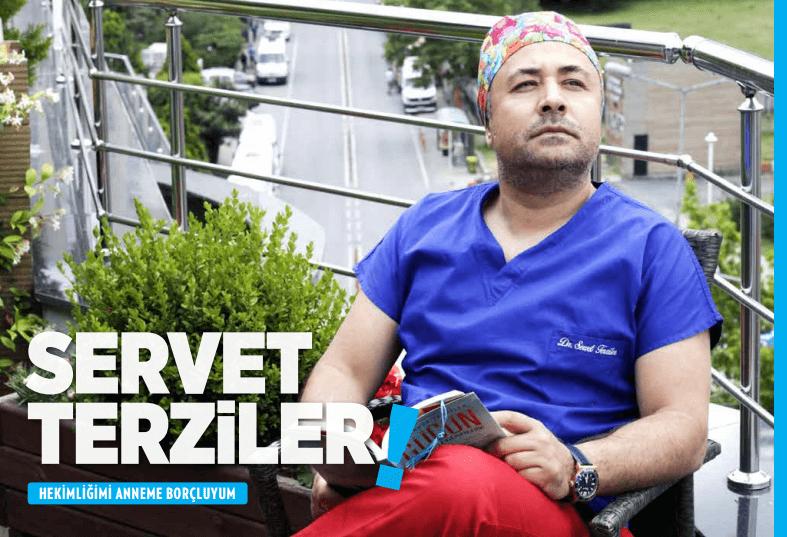 """""""HEKİMLİĞİMİ ANNEME BORÇLUYUM"""""""
