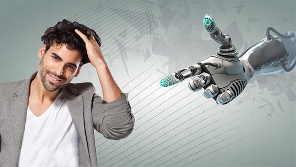 Robotik Saç Ekiminin Avantajları